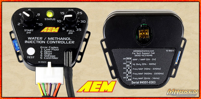 AEM New Air Intakes Intercoolers Water Methanol Injection - Aem water methanol kit wiring diagram