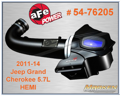 aFe Power 55-12550 Cold Air Intake Pro 5R For Toyota Tundra 4.6L//5.7L 2014