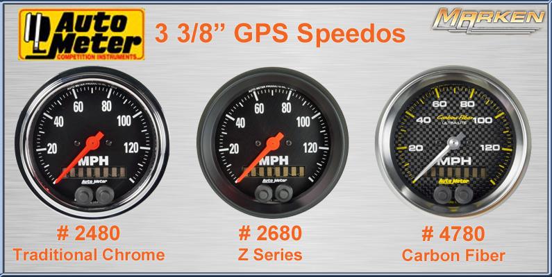 Autometer GPS Speedometer Gauges - Mazda Forum - Mazda