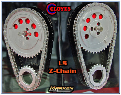 Cloyes Gear New Timing Chain Sets for Ford, Chevy