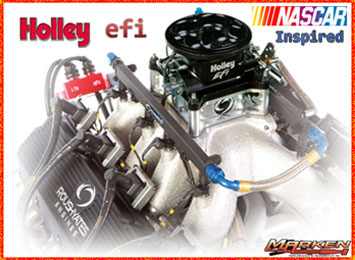 Holley's New EFI Systems Draws From NASCAR Design, Avenger, HP