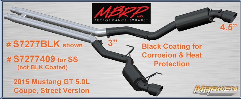 MBRP Exhaust, Intercooloer Pipes and Jeep Accessories