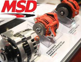 MSD Alternators
