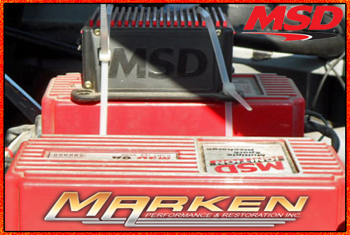 MSD Digital Ignition Box 6AL