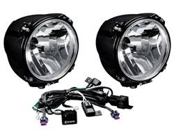 KC HiLites - KC POD HID Driving Light - KC HiLites 9635 UPC: 084709096359 - Image 1