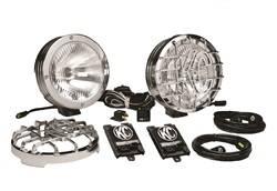 KC HiLites - Rally 800 Series HID Driving Light - KC HiLites 862 UPC: 084709008628 - Image 1