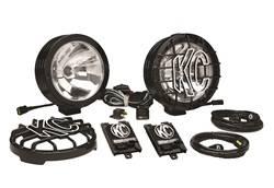 KC HiLites - Rally 800 Series HID Long Range Light - KC HiLites 861 UPC: 084709008611 - Image 1