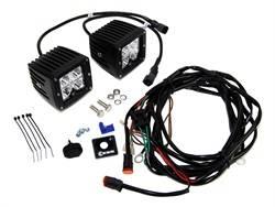 KC HiLites - LED Spot Light - KC HiLites 330 UPC: 084709003302 - Image 1