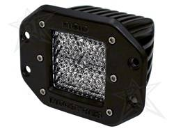 Rigid Industries - D-Series Dually 60 Deg. Diffusion LED Light - Rigid Industries 21251 UPC: 815711012545 - Image 1