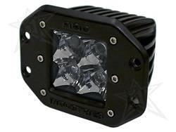 Rigid Industries - D-Series Dually 10 Deg. Spot LED Light - Rigid Industries 21221 UPC: 815711012538 - Image 1
