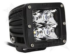 Rigid Industries - D-Series Dually 10 Deg. Spot LED Light - Rigid Industries 20225 UPC: 815711012811 - Image 1