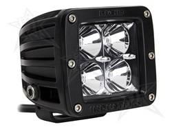 Rigid Industries - D-Series Dually 20 Deg. Flood LED Light - Rigid Industries 20211 UPC: 815711011036 - Image 1