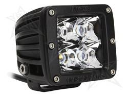Rigid Industries - D-Series Dually 10 Deg. Spot LED Light - Rigid Industries 20124 UPC: 815711011678 - Image 1