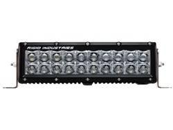 Rigid Industries - E-Series 10 Deg. Spot LED Light - Rigid Industries 110222 UPC: 849774003264 - Image 1