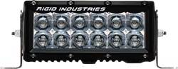 Rigid Industries - E-Series 10 Deg. Spot LED Light - Rigid Industries 106222 UPC: 849774003233 - Image 1