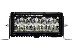 Rigid Industries - E-Series 20 Deg. Flood LED Light - Rigid Industries 106112 UPC: 849774002984 - Image 1