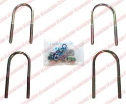 Rancho - Axle U-Bolt Kit Front - Rancho RS720 UPC: 039703720007
