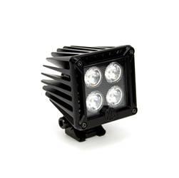 KC HiLites - KC Cube Series LED Spot Light - KC HiLites 1310 UPC: 084709013103 - Image 1