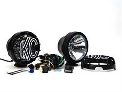 KC HiLites - Pro-Sport Series HID Long Range Light - KC HiLites 640 UPC: 084709006402 - Image 1