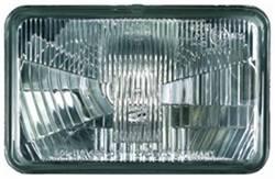 Hella - 164x103mm Halogen Conversion Headlamp Kit - Hella 003177862 UPC: 760687721468