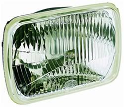 Hella - 190x132mm Headlamp - Hella 003427021 UPC: 760687950011