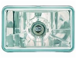 Hella - 164x103mm Halogen Conversion Headlamp - Hella 008888101 UPC: 760687056744