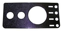Crown Automotive - Dash Overlay Panel - Crown Automotive 5457117NR UPC: 848399043013 - Image 1