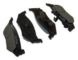 Crown Automotive - Disc Brake Pad - Crown Automotive 5018208TI UPC: 848399033342 - Image 1