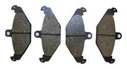 Crown Automotive - Disc Brake Pad - Crown Automotive 4423662 UPC: 848399003925 - Image 1