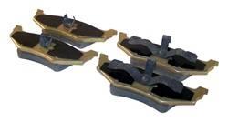 Crown Automotive - Disc Brake Pad - Crown Automotive 4762669TI UPC: 848399029239 - Image 1