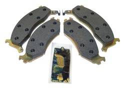 Crown Automotive - Disc Brake Pad - Crown Automotive 4423725 UPC: 848399003932 - Image 1