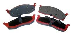 Crown Automotive - Disc Brake Pad - Crown Automotive 5011743TI UPC: 848399031447 - Image 1