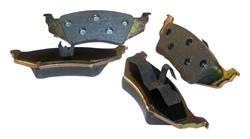 Crown Automotive - Disc Brake Pad - Crown Automotive 5011631TI UPC: 848399031416 - Image 1