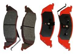 Crown Automotive - Disc Brake Pad Set - Crown Automotive 4797400TI UPC: 848399029673 - Image 1