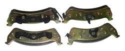 Crown Automotive - Disc Brake Pad Set - Crown Automotive 4883717AA UPC: 848399030426 - Image 1