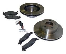 Crown Automotive - Disc Brake Service Kit - Crown Automotive 3251156K UPC: 848399086676 - Image 1