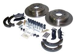 Crown Automotive - Disc Brake Service Kit - Crown Automotive 52089275K UPC: 848399093148 - Image 1