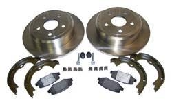 Crown Automotive - Disc Brake Service Kit - Crown Automotive 52060147K UPC: 848399086607 - Image 1