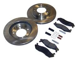 Crown Automotive - Disc Brake Service Kit - Crown Automotive 5363421RK UPC: 848399086652 - Image 1