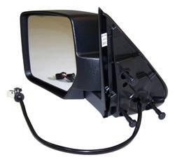 Crown Automotive - Door Mirror - Crown Automotive 57010187AC UPC: 848399091755 - Image 1