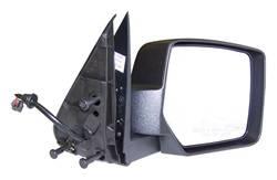 Crown Automotive - Door Mirror - Crown Automotive 57010076AE UPC: 848399091700 - Image 1