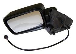 Crown Automotive - Door Mirror - Crown Automotive 55157011AD UPC: 848399091595 - Image 1