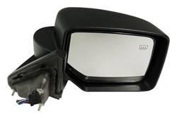 Crown Automotive - Door Mirror - Crown Automotive 5155460AF UPC: 849603002413 - Image 1
