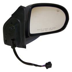 Crown Automotive - Door Mirror - Crown Automotive 5115046AD UPC: 848399082197 - Image 1