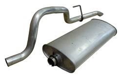 Crown Automotive - Exhaust Kit - Crown Automotive 5096298AA UPC: 848399035414 - Image 1