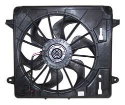 Crown Automotive - Electric Cooling Fan - Crown Automotive 55056642AD UPC: 848399043525 - Image 1