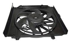 Crown Automotive - Electric Cooling Fan - Crown Automotive 5183563AA UPC: 848399085006 - Image 1