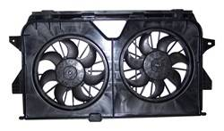Crown Automotive - Electric Cooling Fan - Crown Automotive 4677695AA UPC: 848399028751 - Image 1