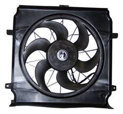 Crown Automotive - Electric Cooling Fan - Crown Automotive 55037692AB UPC: 848399043419 - Image 1