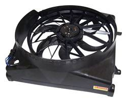 Crown Automotive - Electric Cooling Fan - Crown Automotive 55037691AB UPC: 848399043402 - Image 1